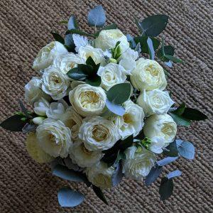 wedding flowers tweed